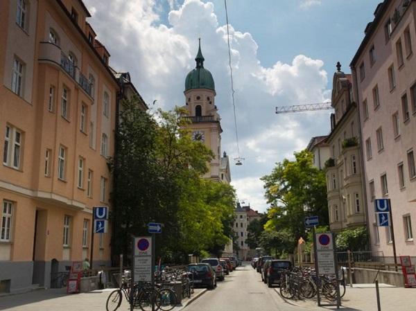München Maxvorstadt