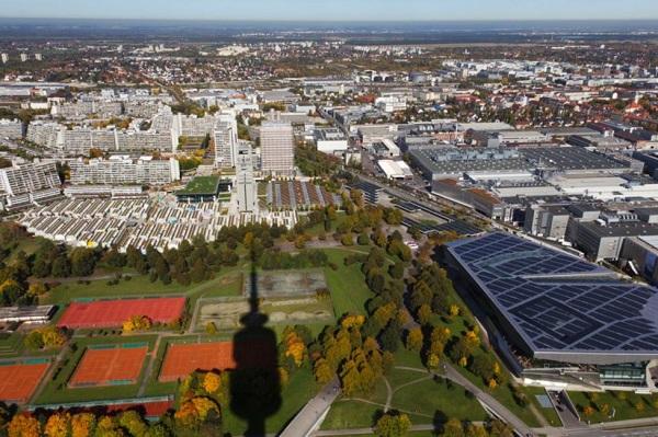 München Milbertshofen