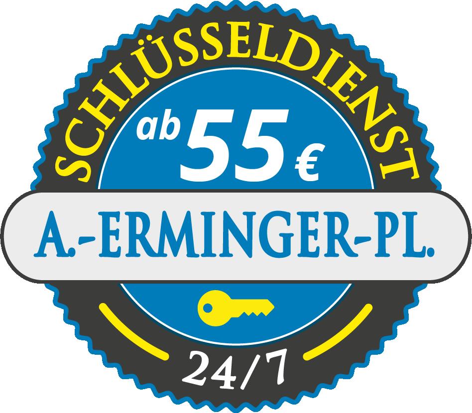 Schluesseldienst München adam-erminger-platz mit Festpreis ab 55,- EUR