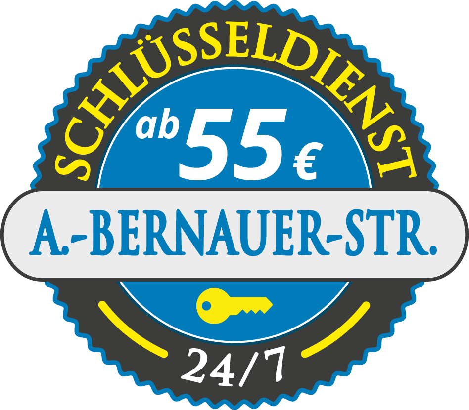 Schluesseldienst München agnes-bernauer-strasse mit Festpreis ab 55,- EUR