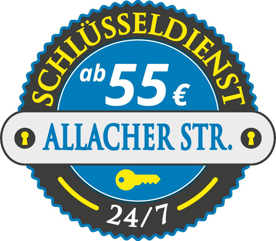 Schluesseldienst München allacher-strasse mit Festpreis ab 55,- EUR