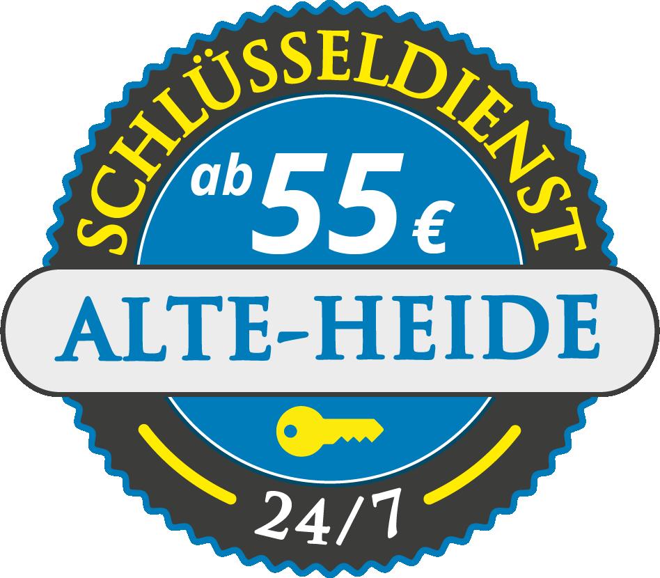 Schluesseldienst München alte-heide mit Festpreis ab 55,- EUR