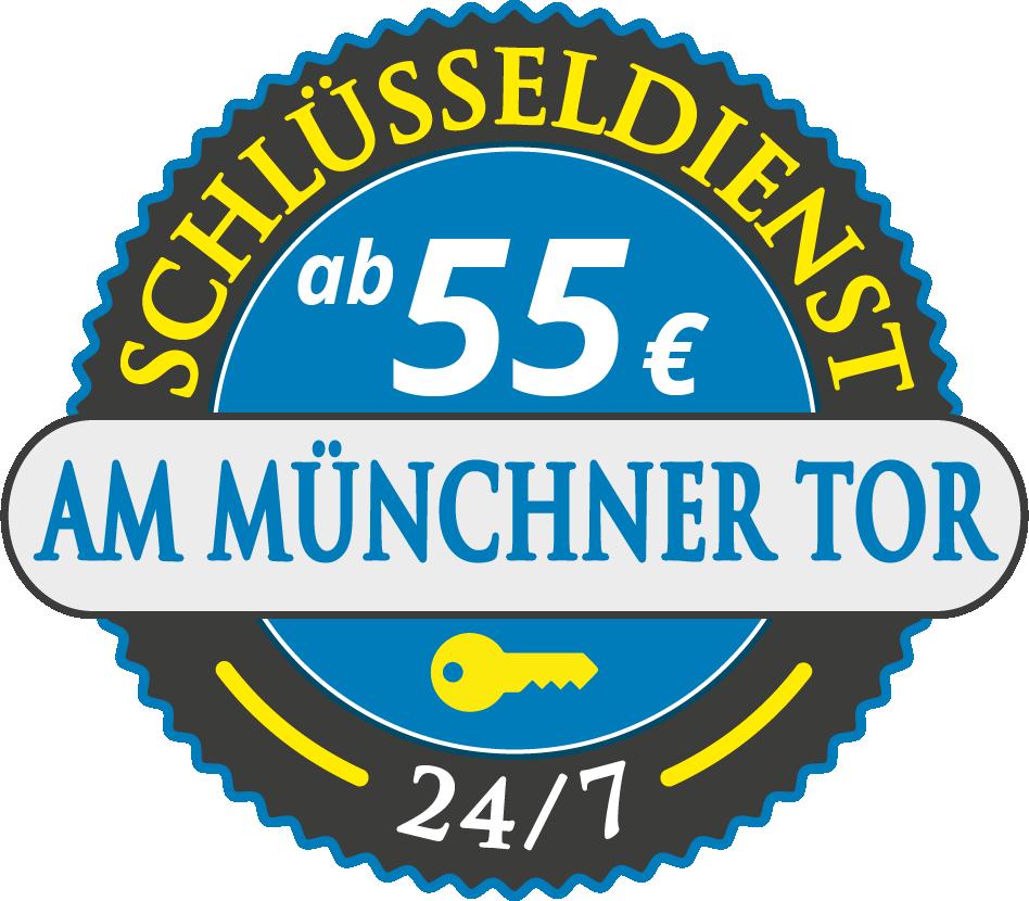 Schluesseldienst München am-muenchner-tor mit Festpreis ab 55,- EUR