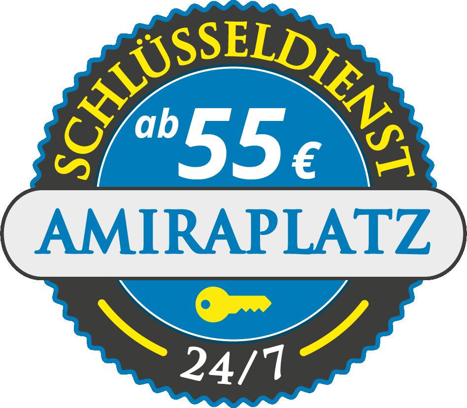 Schluesseldienst München amiraplatz mit Festpreis ab 55,- EUR