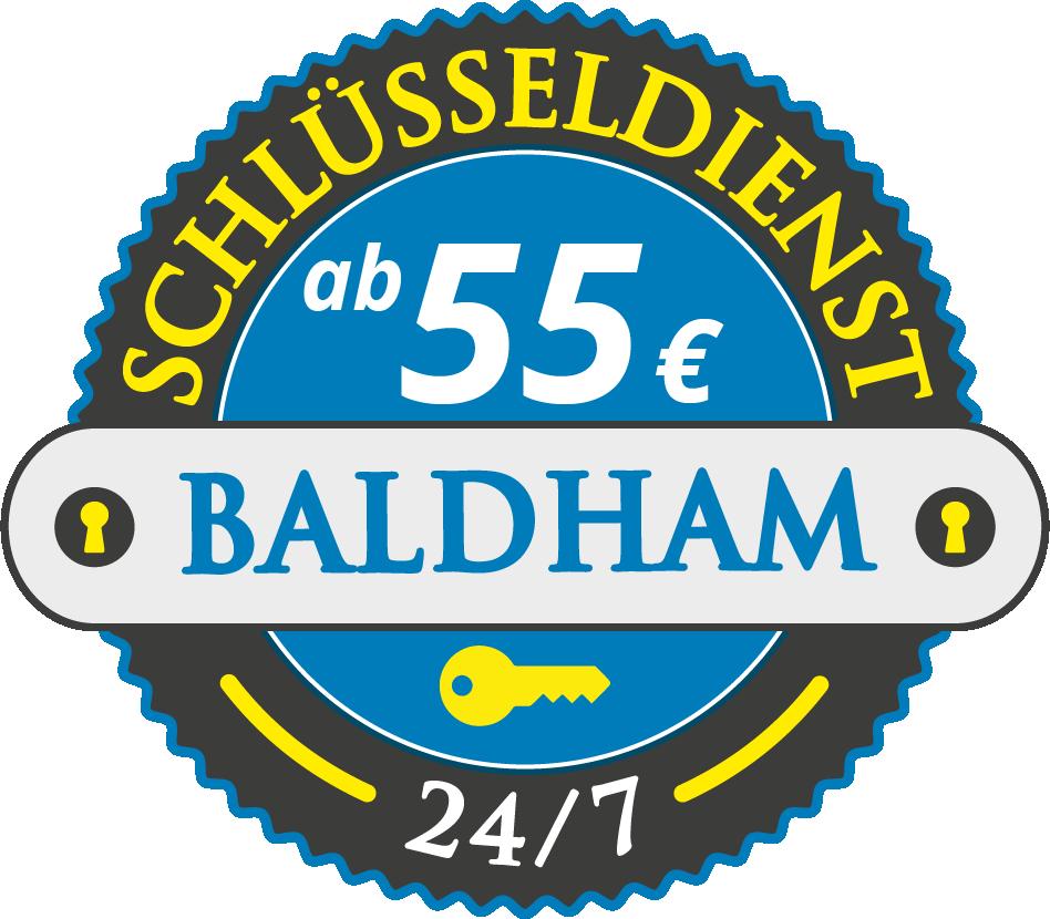 Schluesseldienst München baldham mit Festpreis ab 55,- EUR
