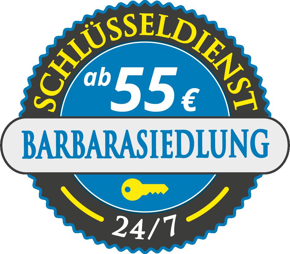 Schluesseldienst München barbarasiedlung mit Festpreis ab 55,- EUR