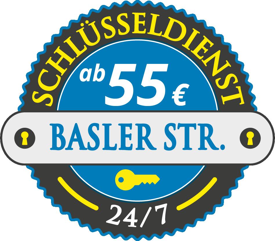 Schluesseldienst München basler-strasse mit Festpreis ab 55,- EUR