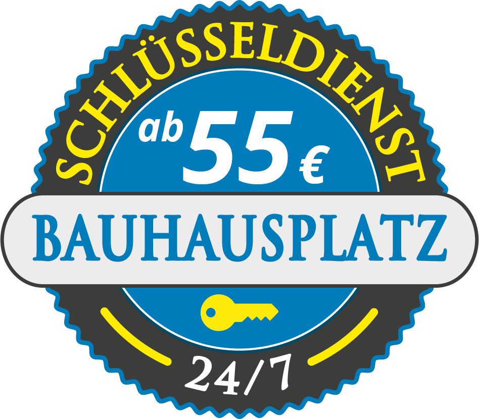 Schluesseldienst München bauhausplatz mit Festpreis ab 55,- EUR