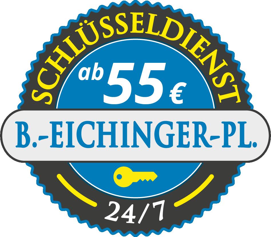 Schluesseldienst Münchenbernd-eichinger-platz mit Festpreis ab 55,- EUR