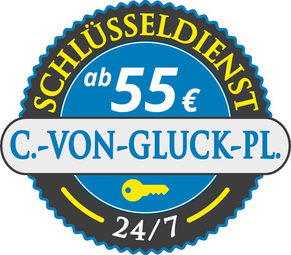 Schluesseldienst Münchenbernd christoph-von-gluck-platz mit Festpreis ab 55,- EUR