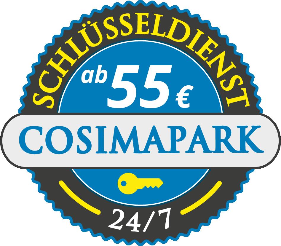 Schluesseldienst München cosimapark mit Festpreis ab 55,- EUR
