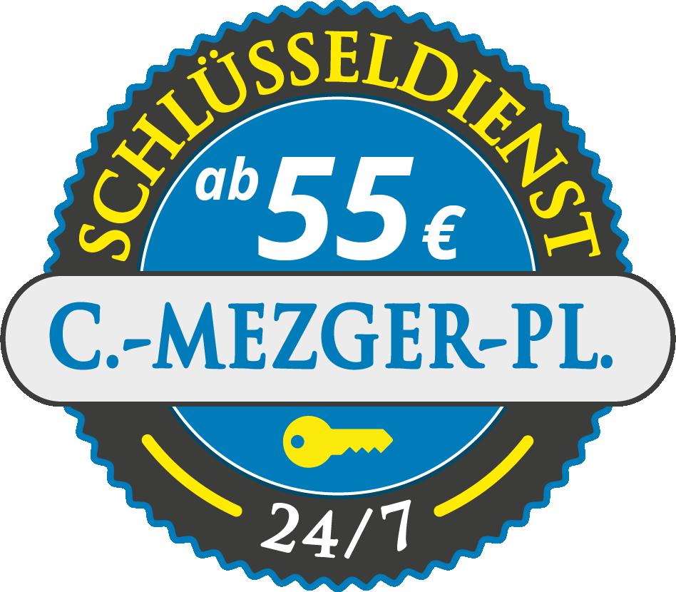 Schluesseldienst Münchenbernd curt-mezger-platz mit Festpreis ab 55,- EUR
