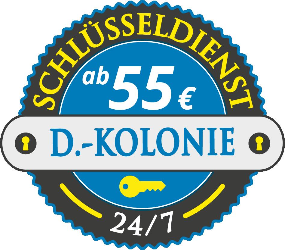 Schluesseldienst München denninger-kolonie mit Festpreis ab 55,- EUR