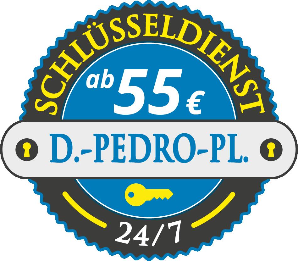 Schluesseldienst München dom-pedro-platz mit Festpreis ab 55,- EUR