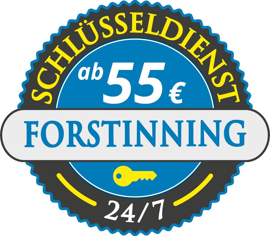 Schluesseldienst München forstinning mit Festpreis ab 55,- EUR