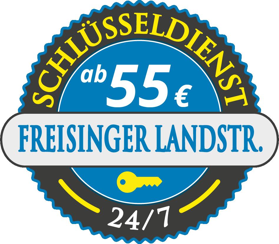 Schluesseldienst München freisinger-landstrasse mit Festpreis ab 55,- EUR