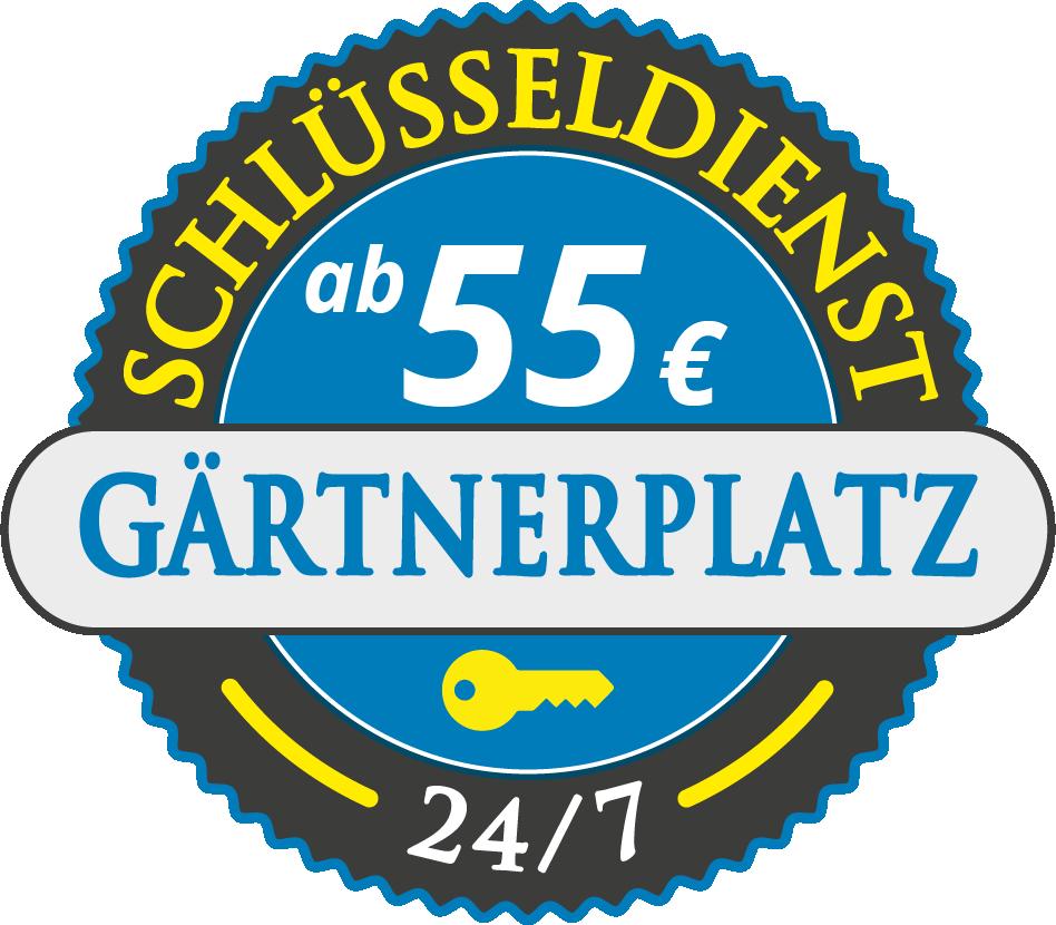 Schluesseldienst München gaertnerplatz mit Festpreis ab 55,- EUR