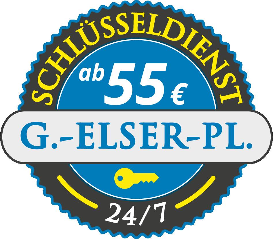 Schluesseldienst München georg-elser-platz mit Festpreis ab 55,- EUR