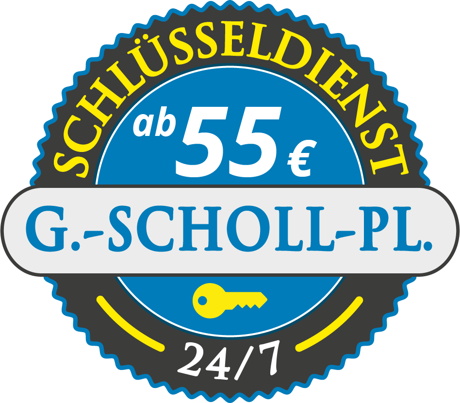 Schluesseldienst München geschwister-scholl-platz mit Festpreis ab 55,- EUR