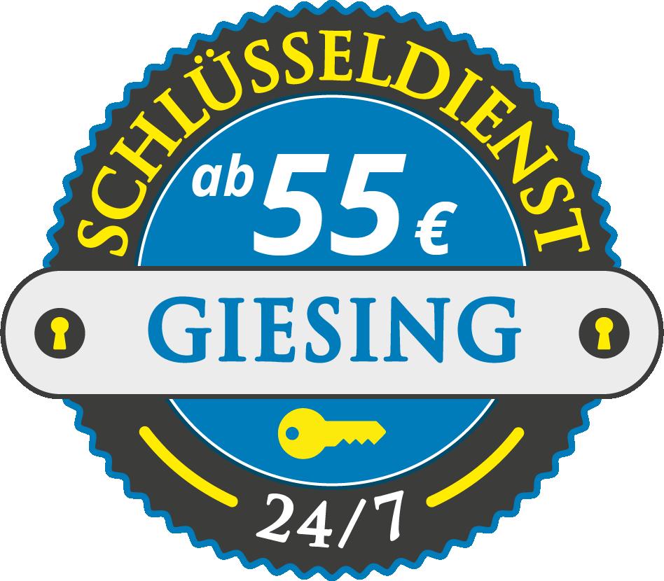 Schluesseldienst München giesing mit Festpreis ab 55,- EUR