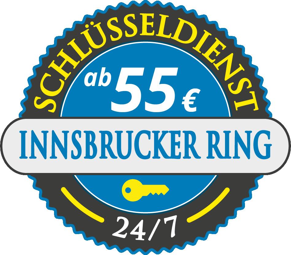 Schluesseldienst München innsbrucker-ring mit Festpreis ab 55,- EUR