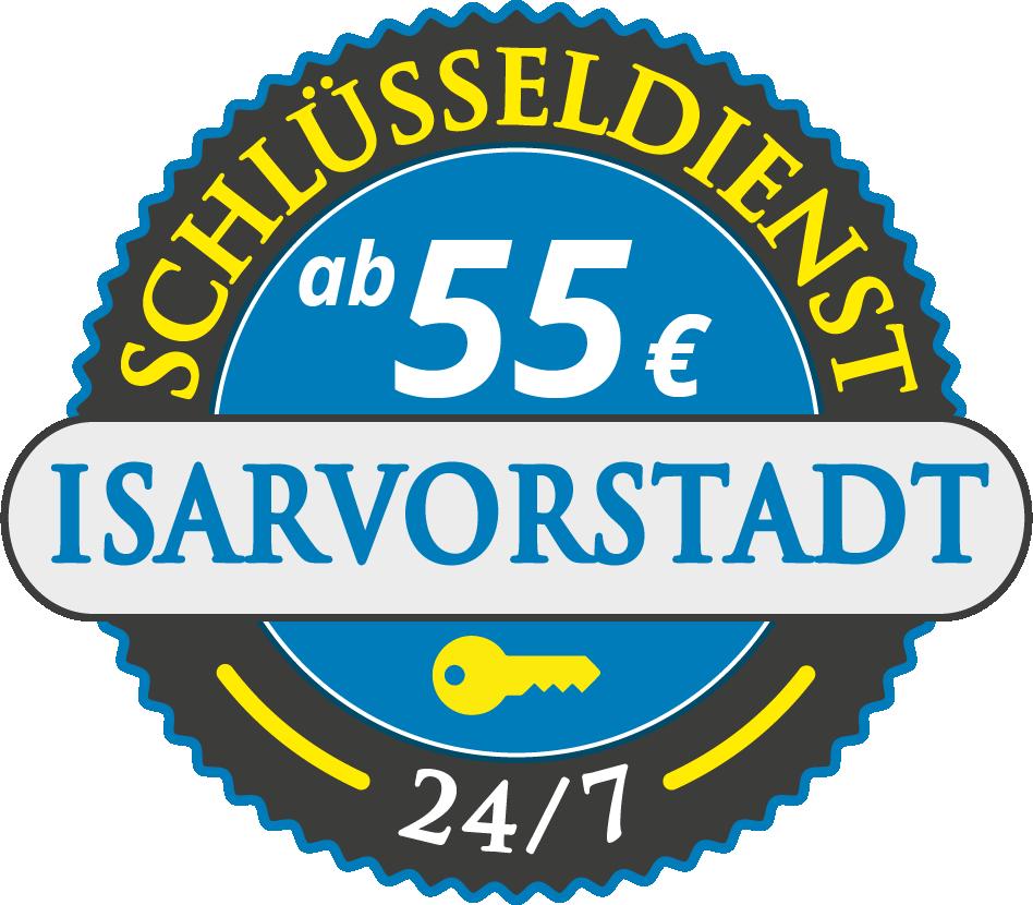Schluesseldienst München isarvorstadt mit Festpreis ab 55,- EUR