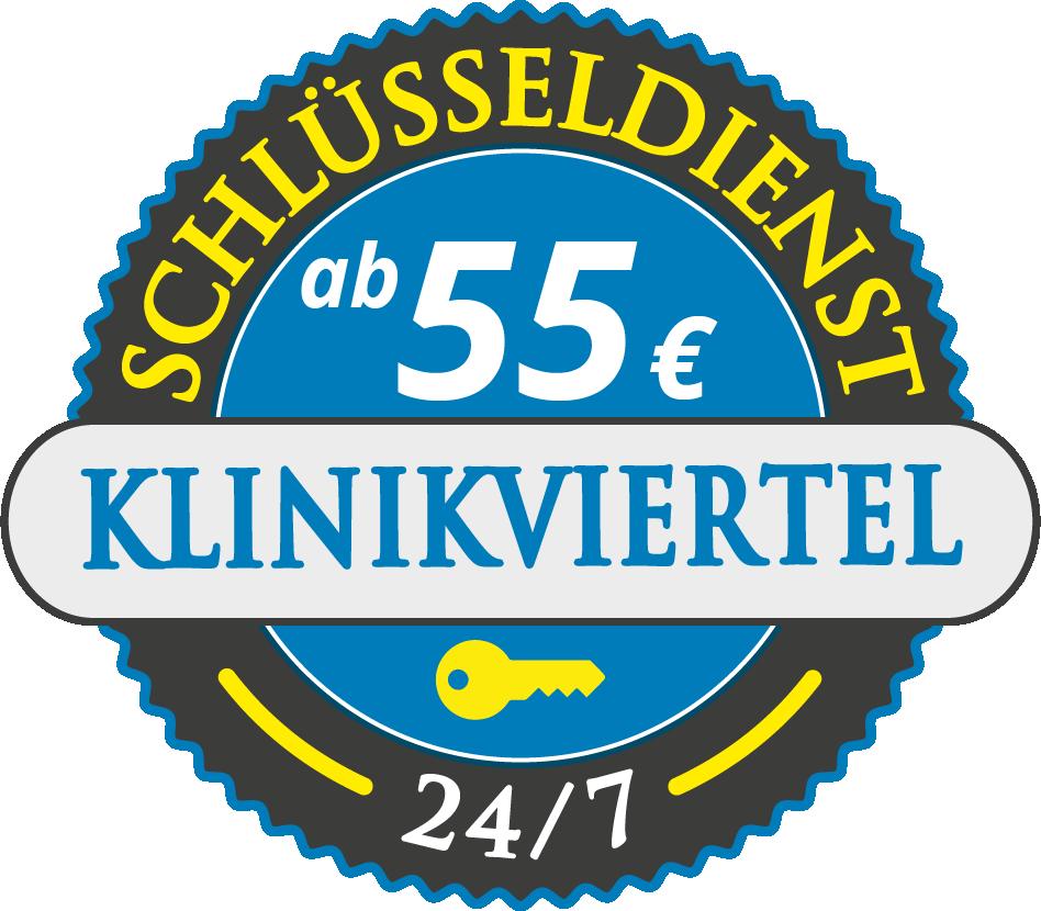 Schluesseldienst München klinikviertel mit Festpreis ab 55,- EUR