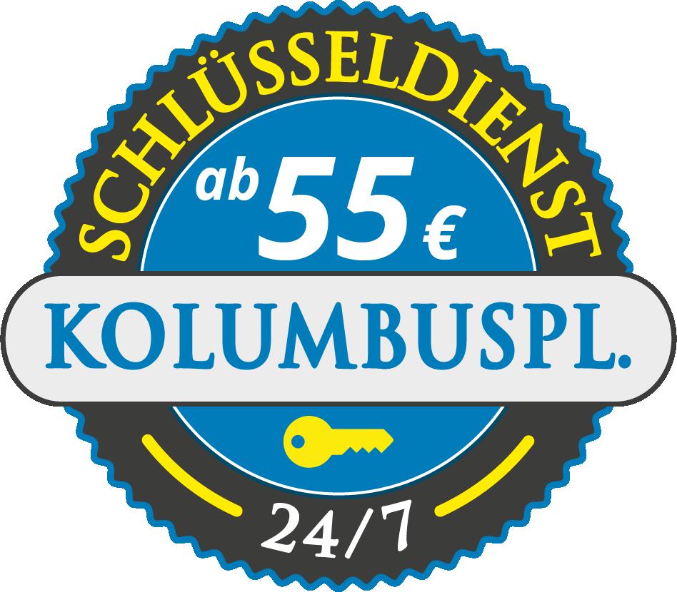 Schluesseldienst München kolumbusplatz mit Festpreis ab 55,- EUR