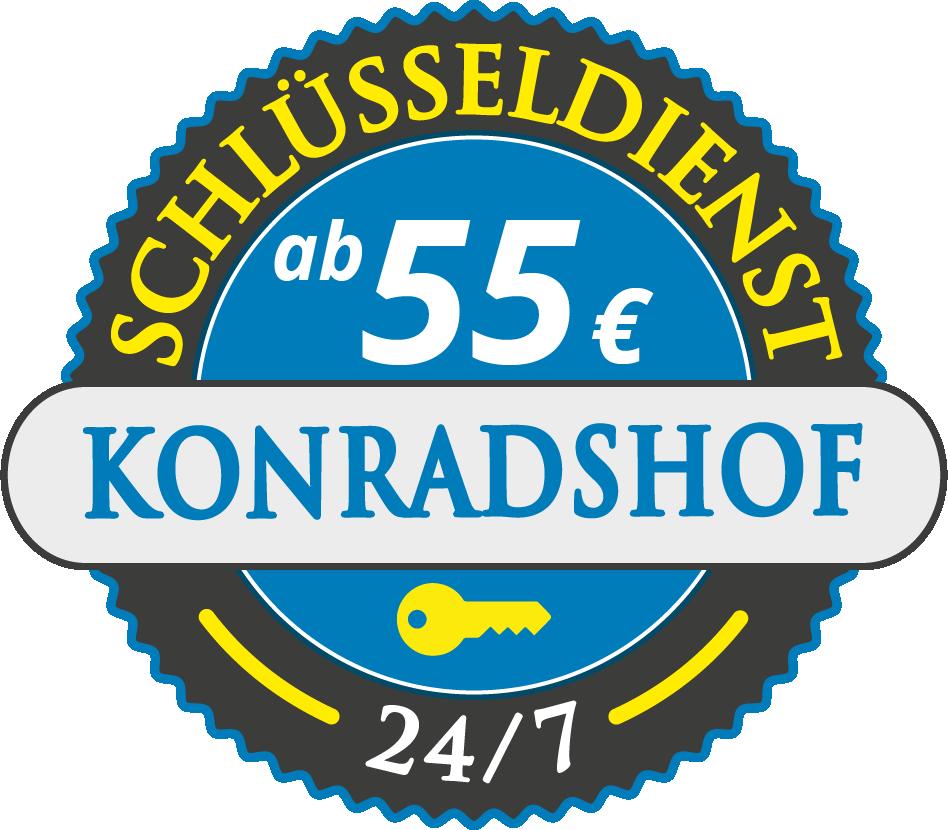 Schluesseldienst München konradshof mit Festpreis ab 55,- EUR
