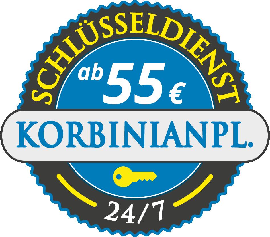 Schluesseldienst München korbinianplatz mit Festpreis ab 55,- EUR
