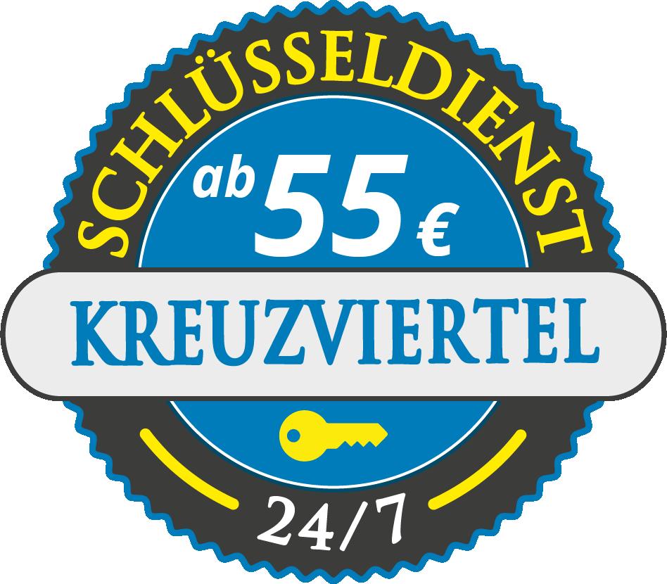 Schluesseldienst München kreuzviertel mit Festpreis ab 55,- EUR
