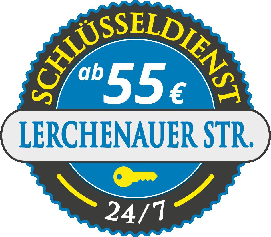 Schluesseldienst München lerchenauer-strasse mit Festpreis ab 55,- EUR