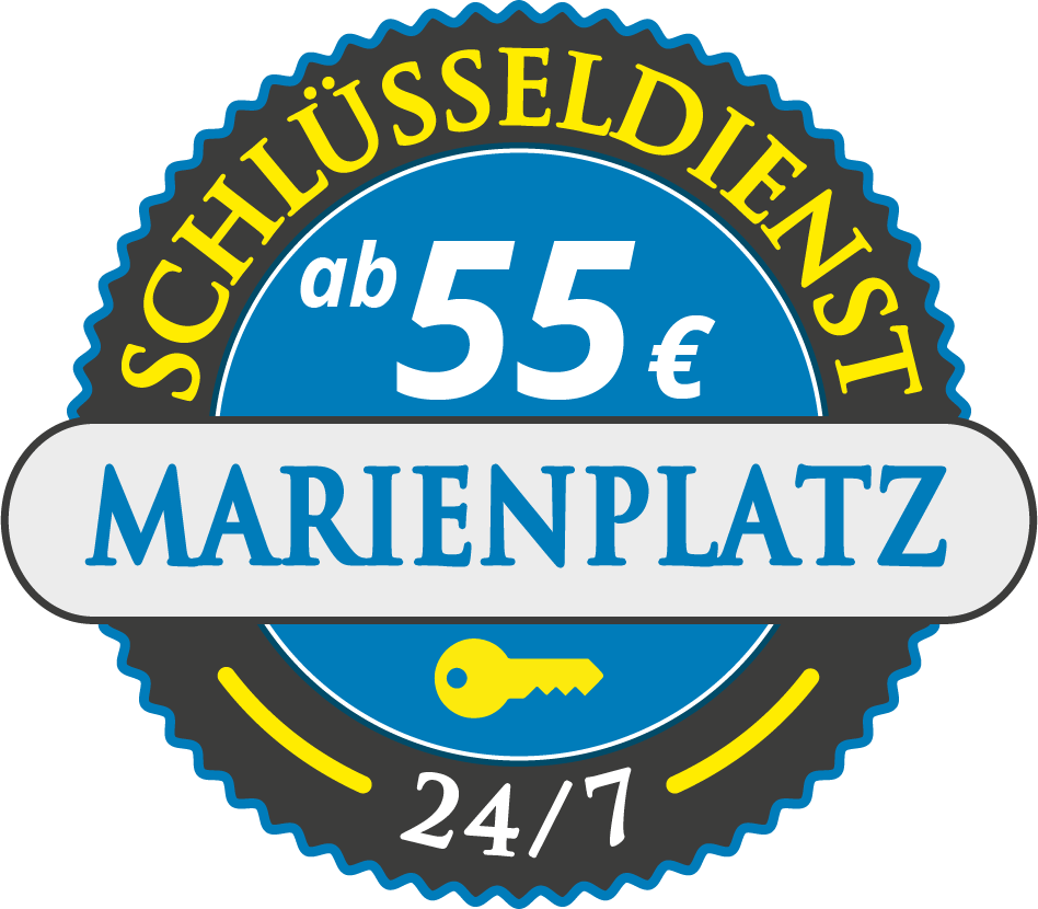 Schluesseldienst München marienplatz mit Festpreis ab 52,- EUR