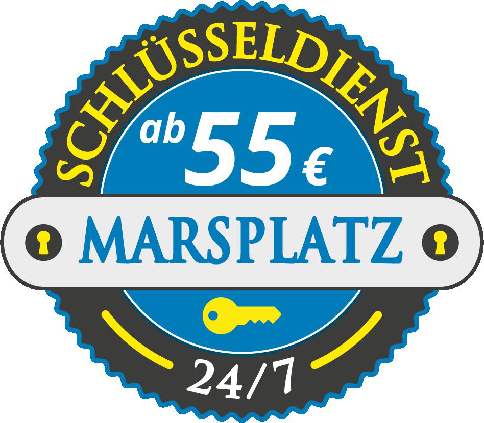 Schluesseldienst München marsplatz mit Festpreis ab 52,- EUR
