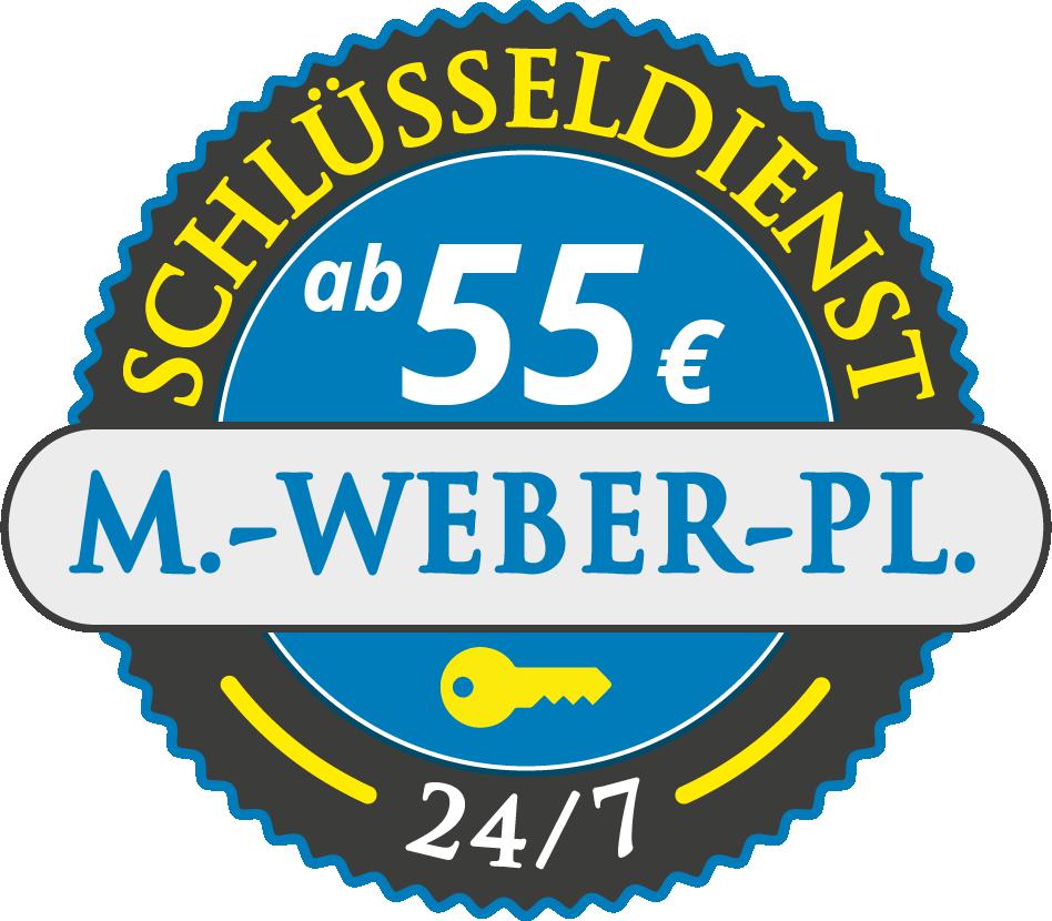 Schluesseldienst München max-weber-platz mit Festpreis ab 52,- EUR