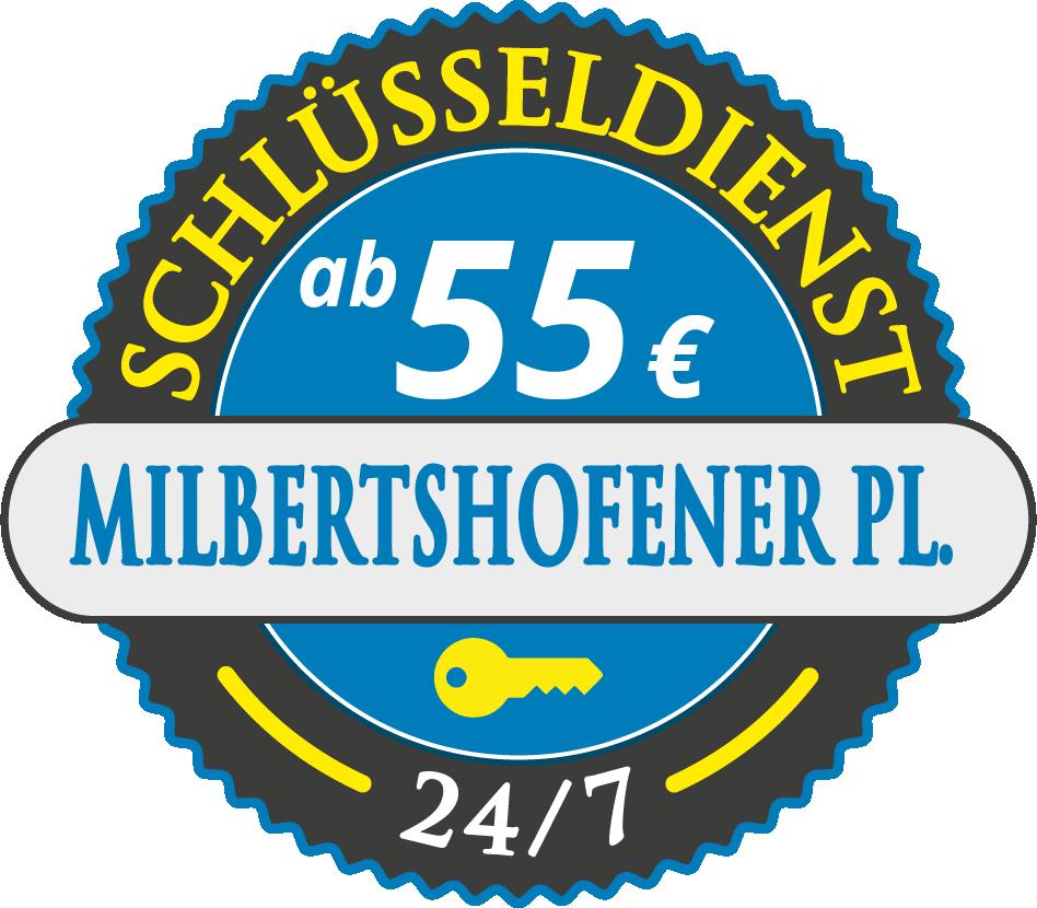 Schluesseldienst München milbertshofener-platz mit Festpreis ab 52,- EUR