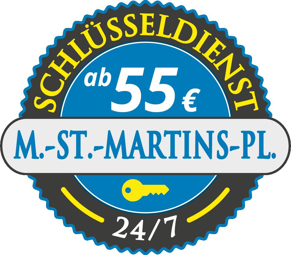 Schluesseldienst München moosacher-st-martins-platz mit Festpreis ab 52,- EUR