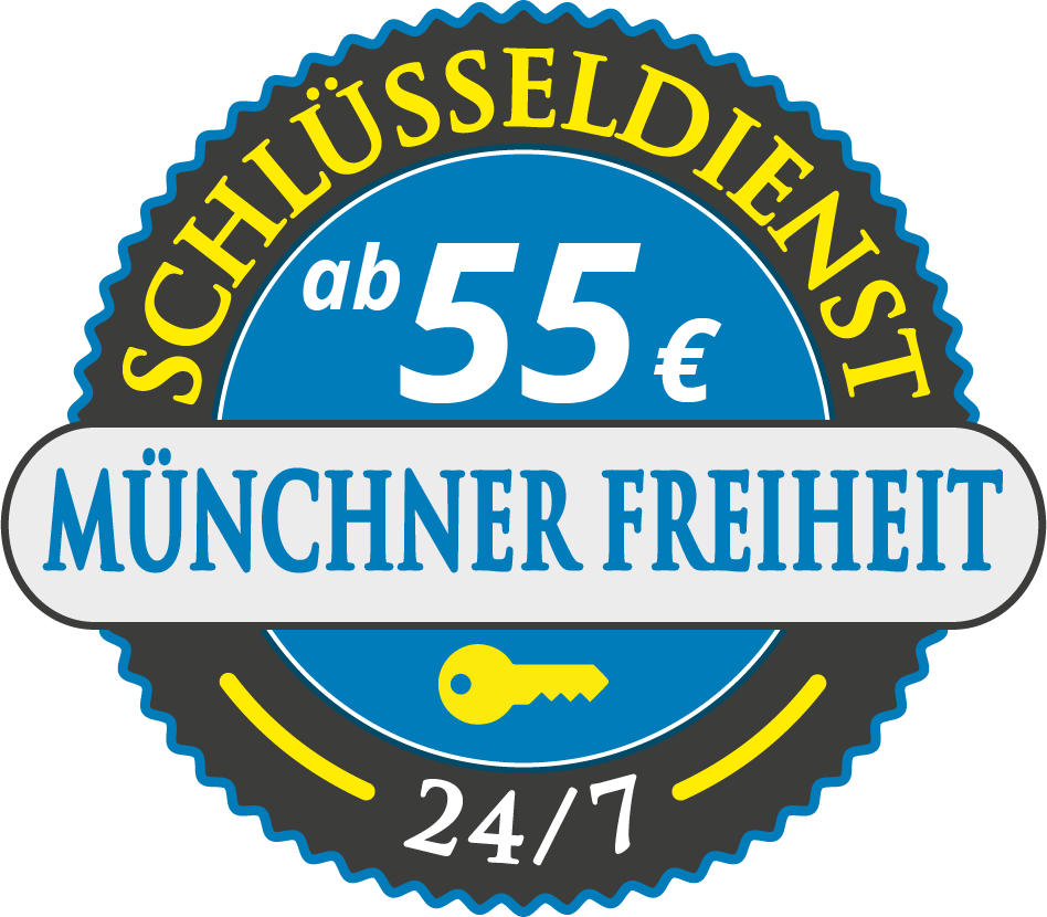 Schluesseldienst München muenchner-freiheit mit Festpreis ab 55,- EUR