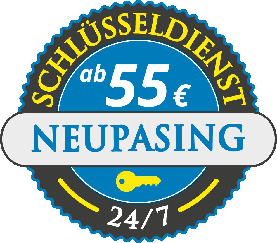 Schluesseldienst München neupasing mit Festpreis ab 55,- EUR