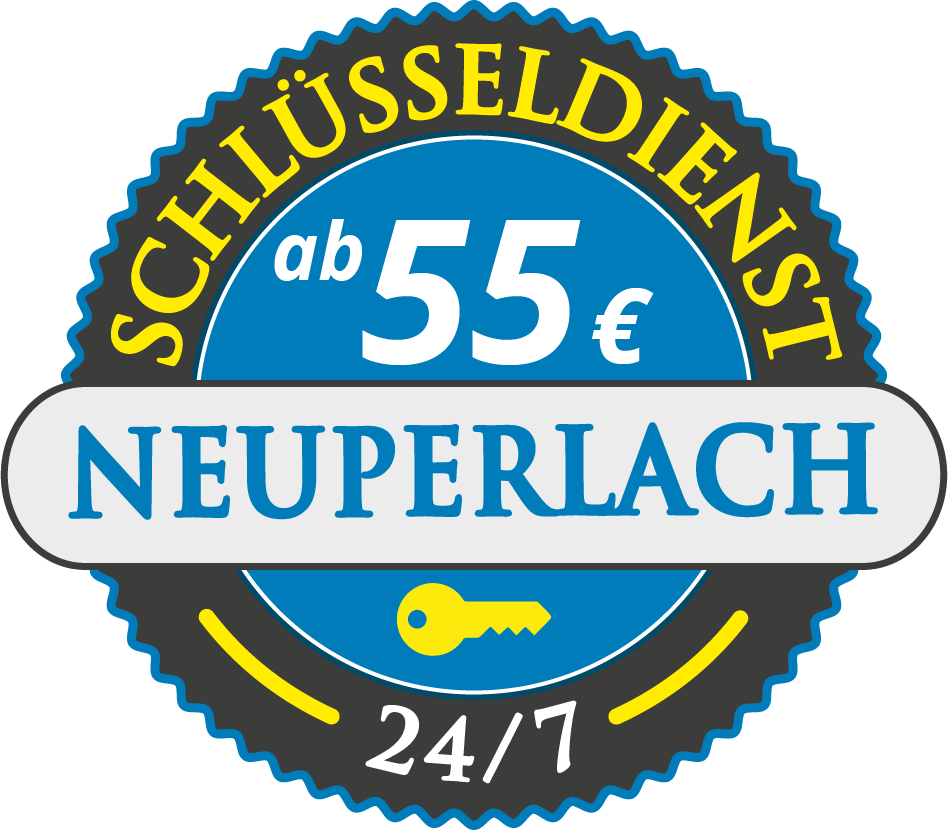 Schluesseldienst München neuperlach mit Festpreis ab 55,- EUR