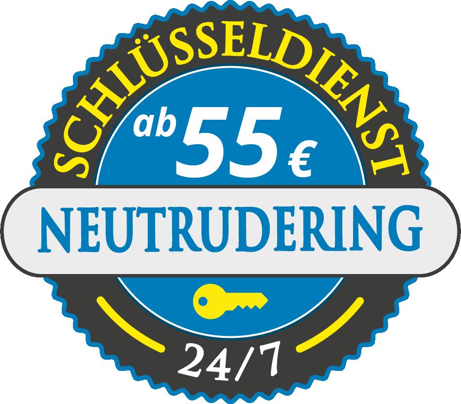 Schluesseldienst München neutrudering mit Festpreis ab 55,- EUR