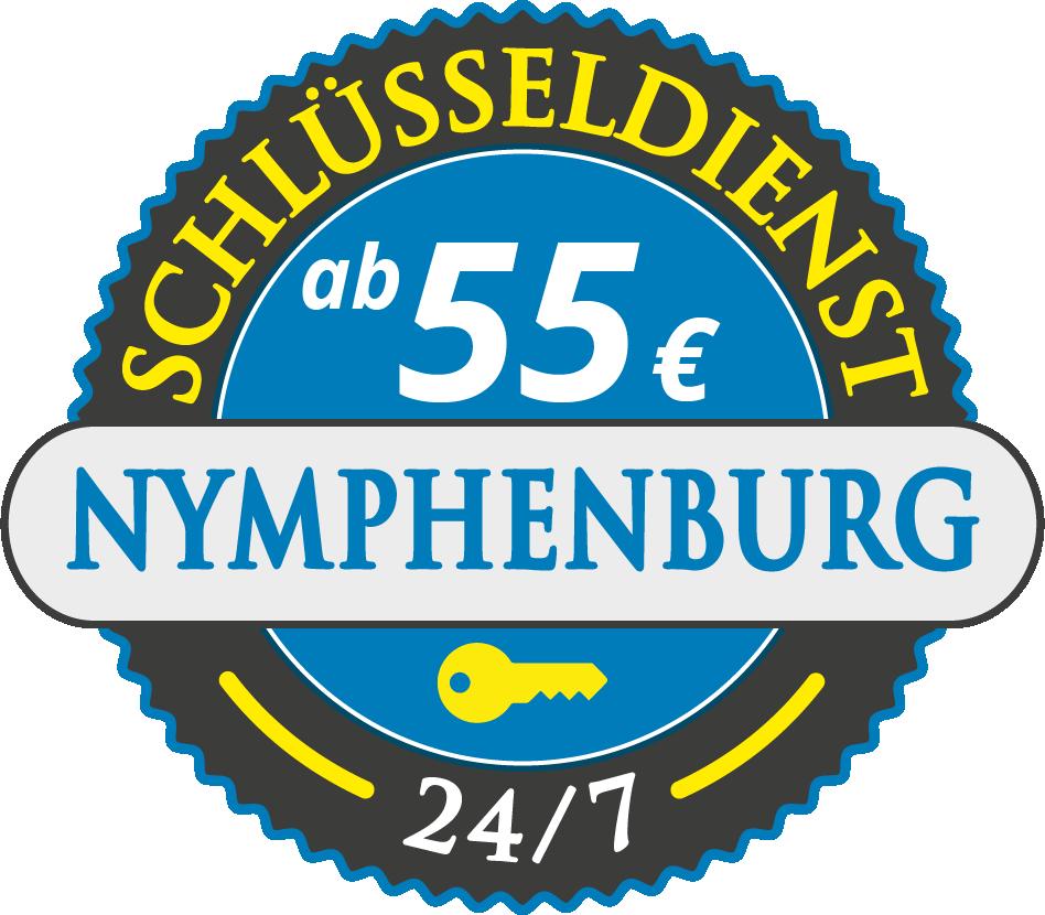 Schluesseldienst München nymphenburg mit Festpreis ab 55,- EUR