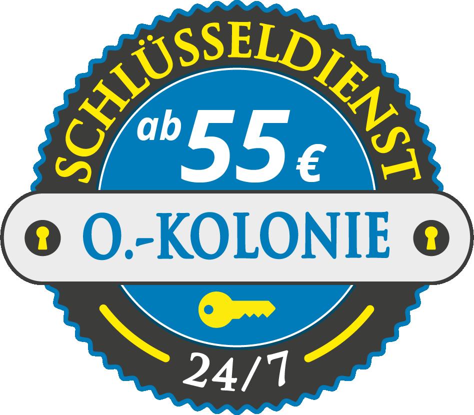 Schluesseldienst München obermaiersche-kolonie mit Festpreis ab 55,- EUR