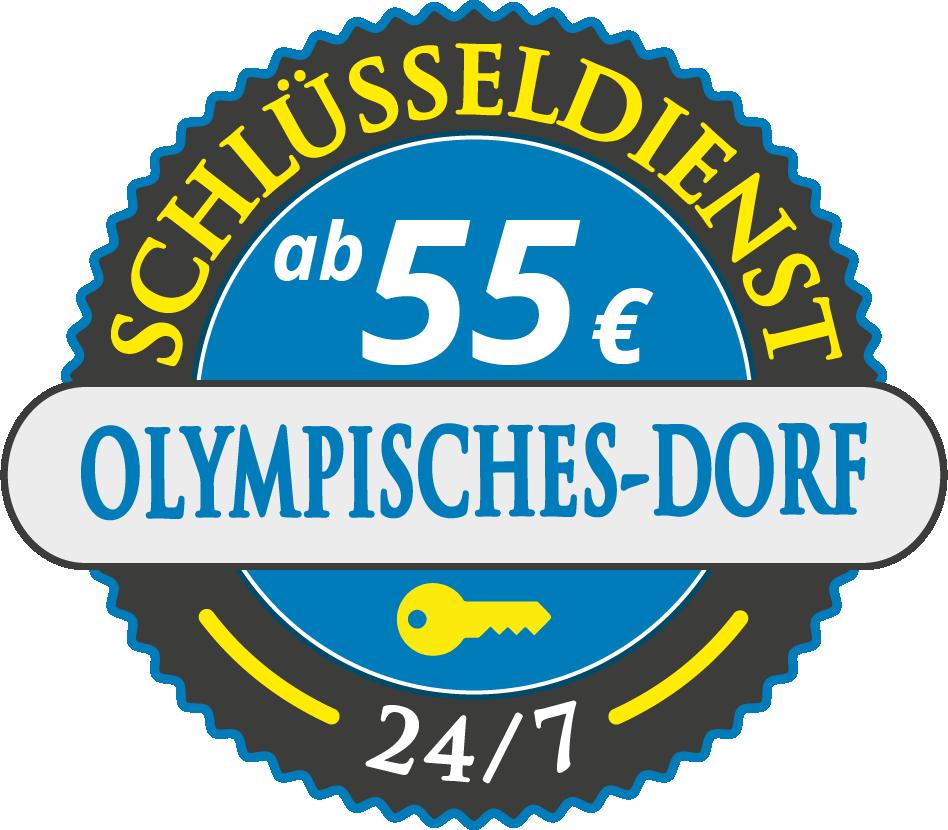 Schluesseldienst München olympisches-dorf mit Festpreis ab 55,- EUR