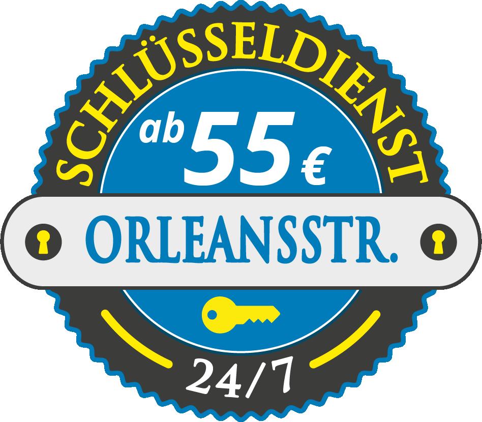 Schluesseldienst München orleansstrasse mit Festpreis ab 52,- EUR