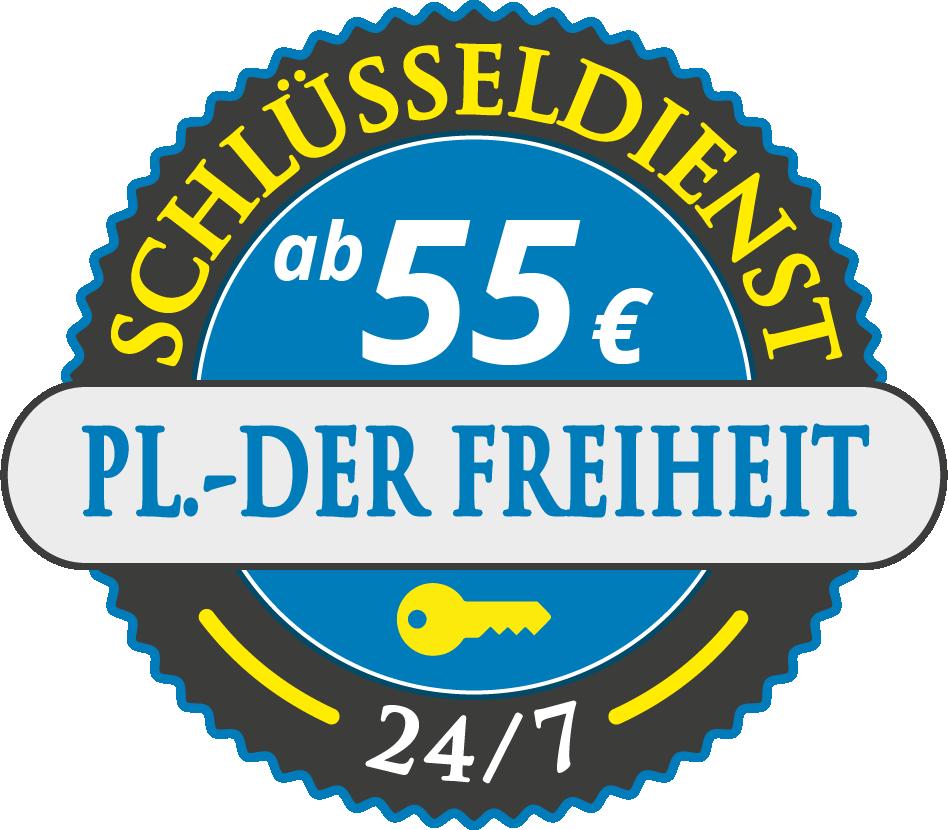 Schluesseldienst München platz-der-freiheit mit Festpreis ab 55,- EUR