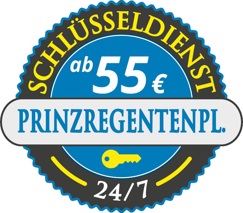 Schluesseldienst München prinzregentenplatz mit Festpreis ab 55,- EUR