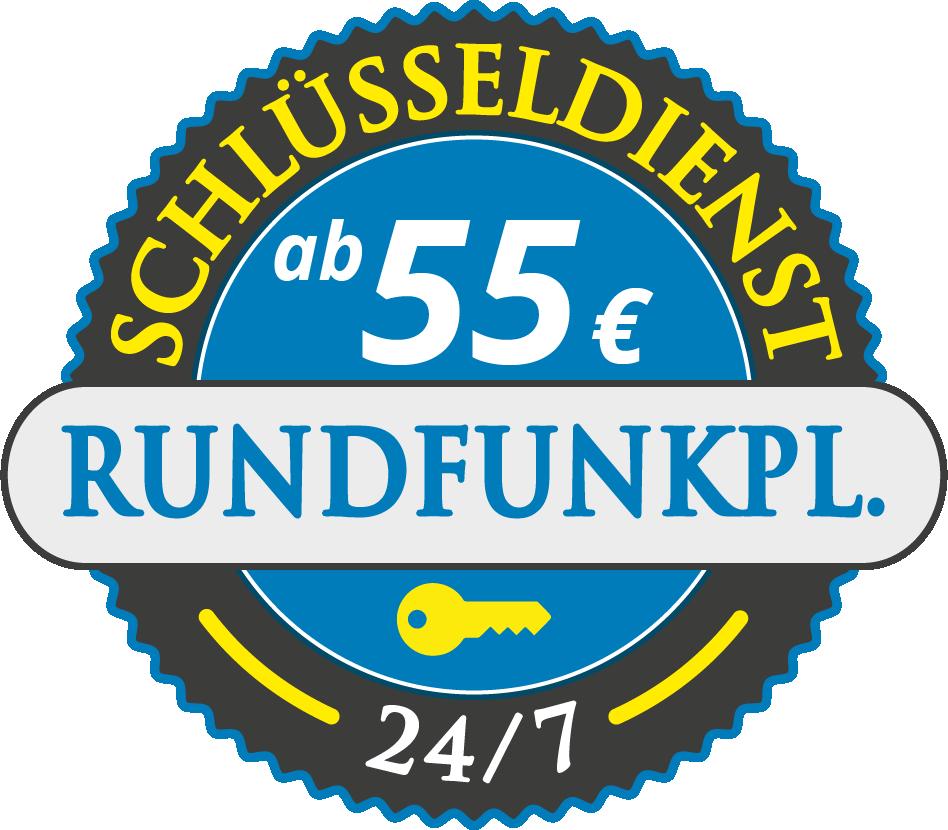 Schluesseldienst München rundfunkplatz mit Festpreis ab 55,- EUR