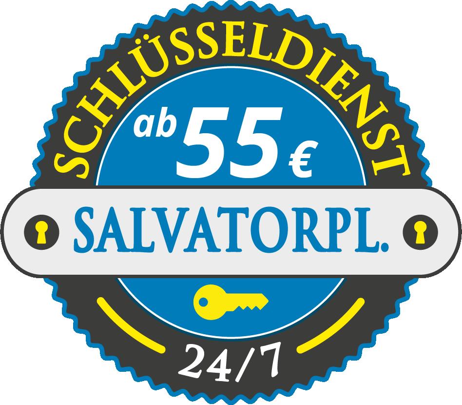 Schluesseldienst München salvatorplatz mit Festpreis ab 55,- EUR