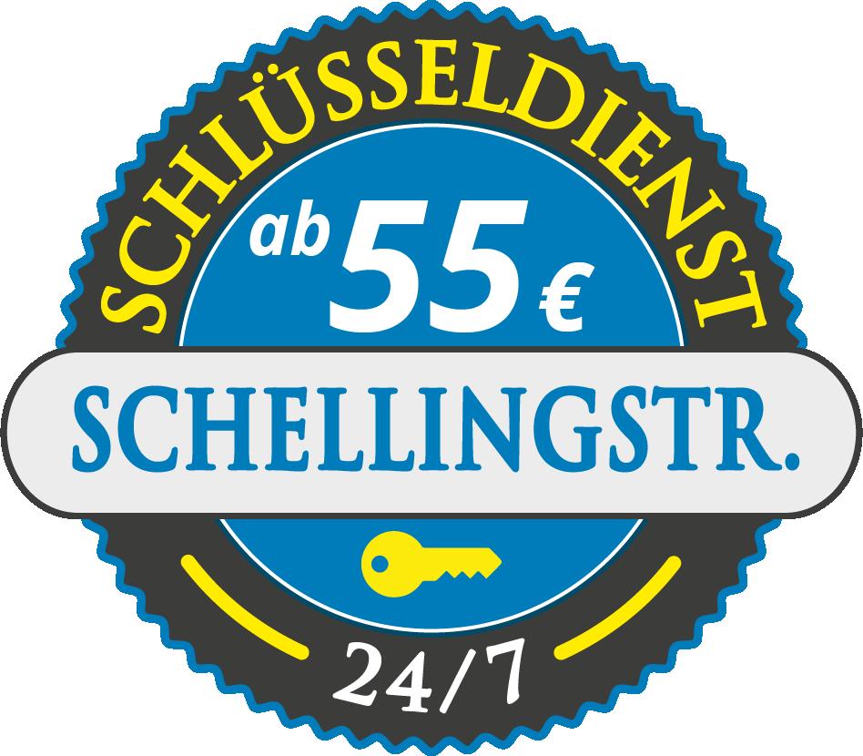 Schluesseldienst München schellingstrasse mit Festpreis ab 55,- EUR